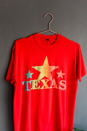 "Image of Vintage 1989 Texas State ""Stars"" Shirt"