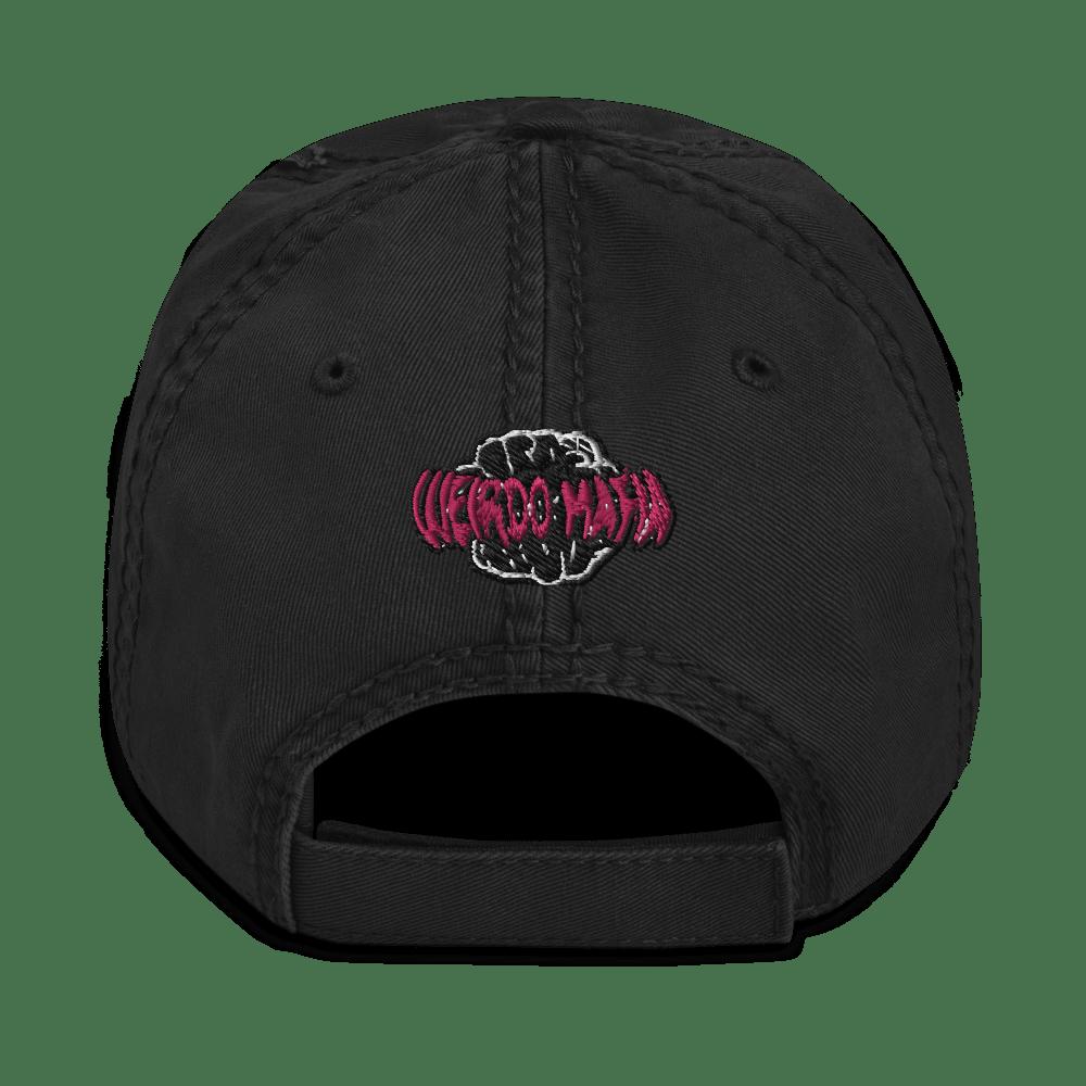 Image of DISTRESSED LOGO CAP