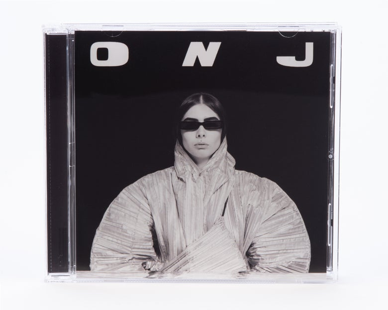 Image of Olivia Neutron John - S/T CD (SPR-032)