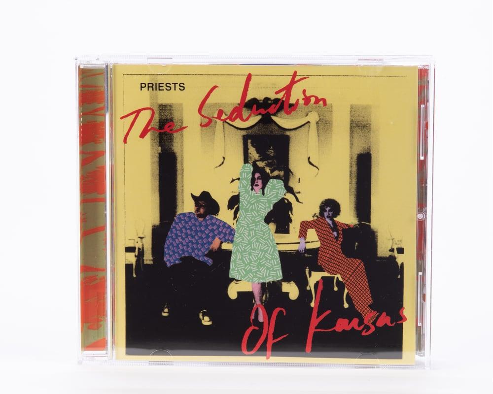 Image of Priests - The Seduction of Kansas CD (SPR-031)
