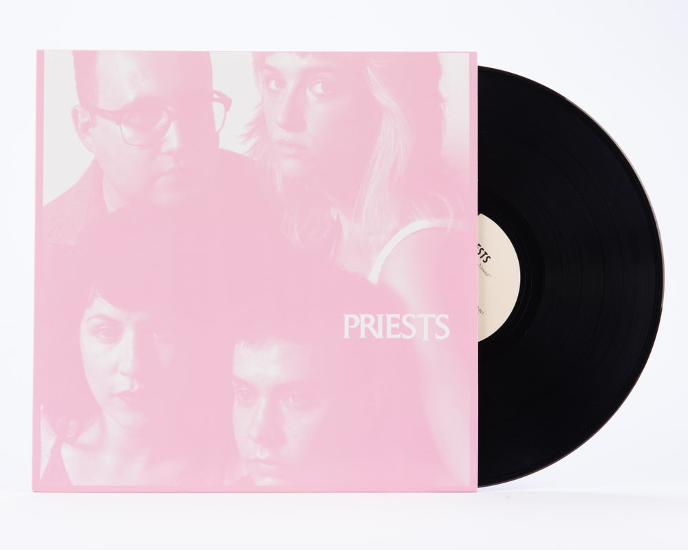 """Image of Priests - Nothing Feels Natural 12"""" (SPR - 021)"""