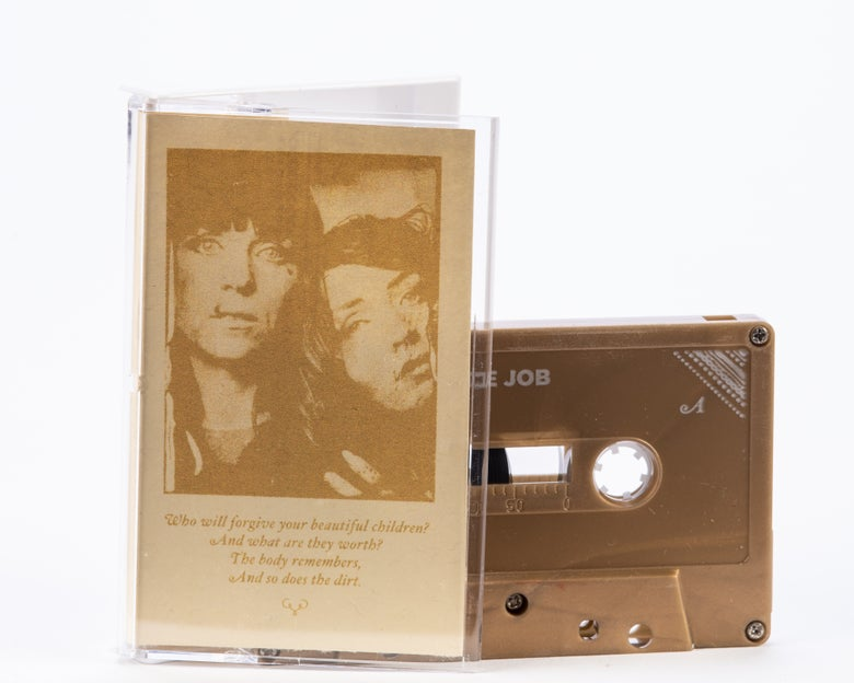 Image of Hand Grenade Job - Devotionals Cassette (SPR-023)