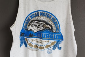 Image of 1995 Sturgis 55th Annual Motorcycle Rally - Vest Top
