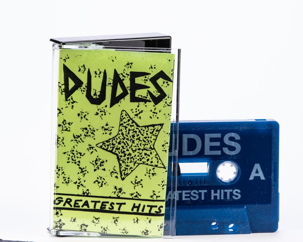 Image of Dudes - Greatest Hits Cassette (SPR-007)