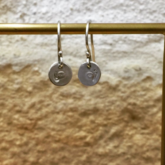 Image of Boucles d'oreilles « feather »