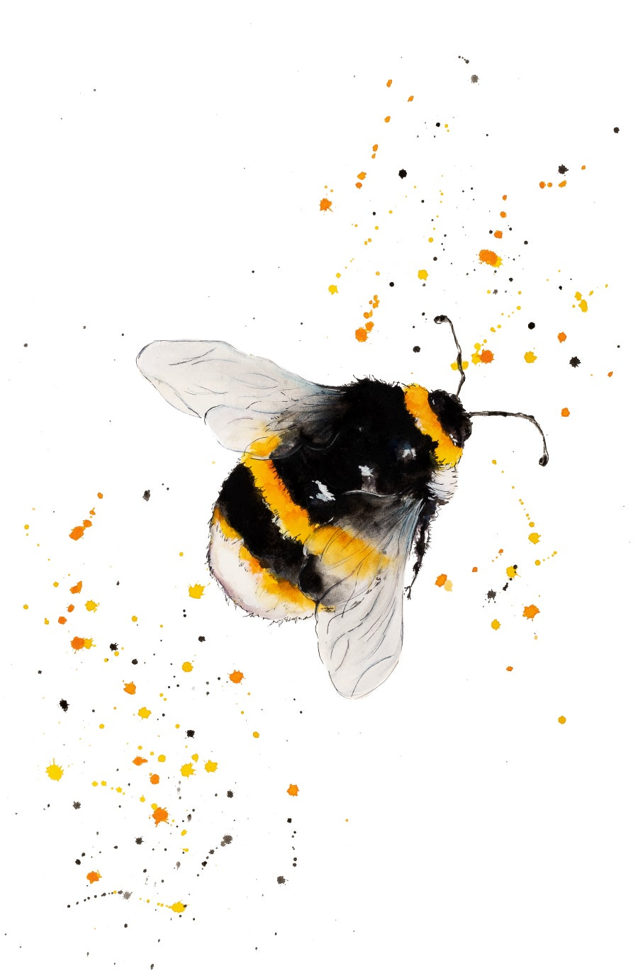 """Image of """"Just Buzzing Around"""" - From The CountryLife Collection"""