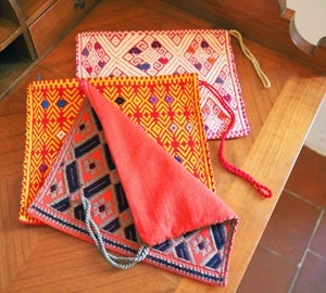 Image of Pochettes Mexicaines Multicolores