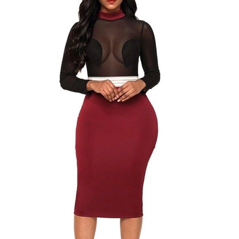 Image of Midi Skirt