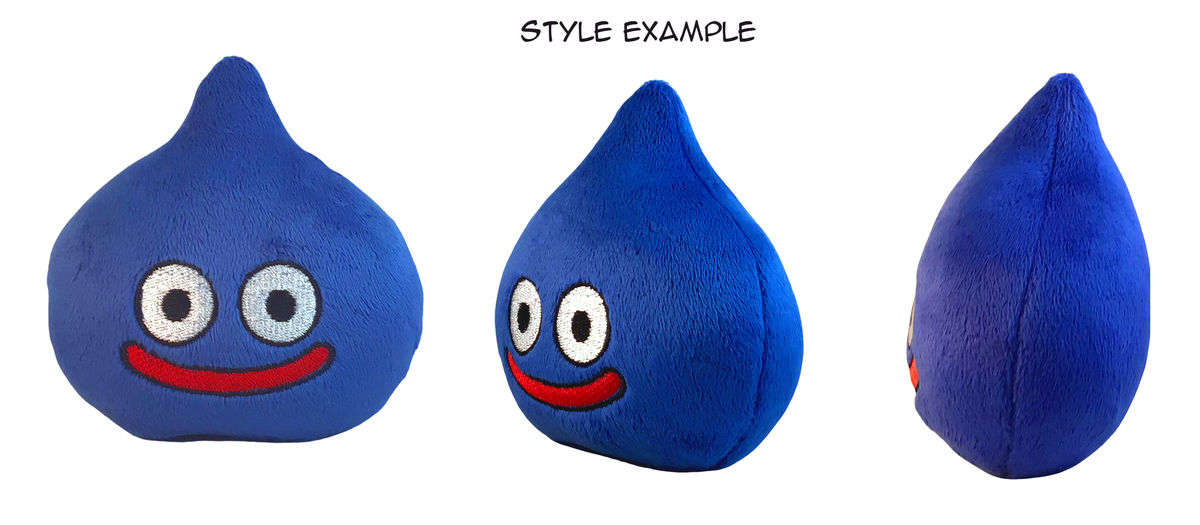 Image of Maple story - Slime or Bubbling - Made to Order