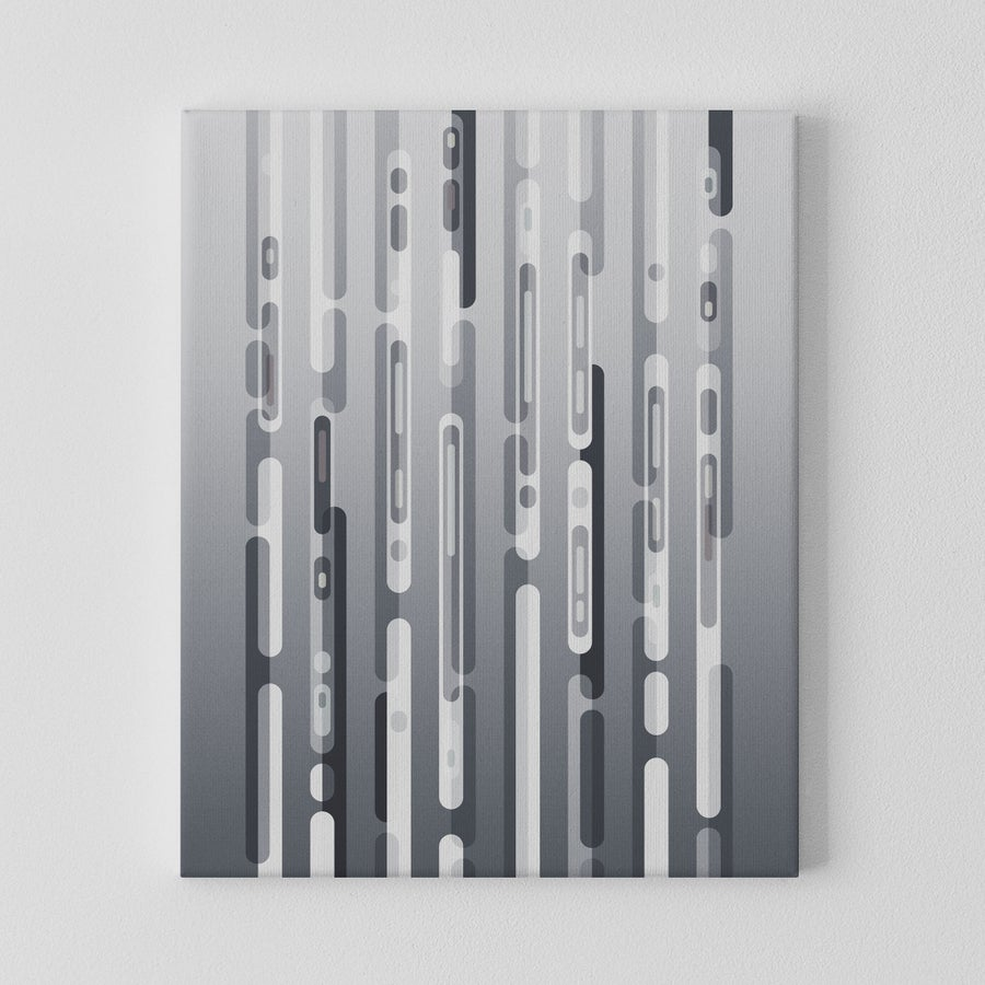 Image of Momentary Mirage Canvas Print