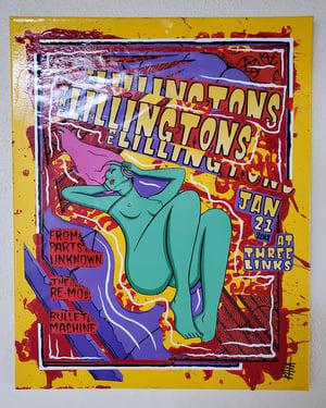 The Lillingtons 2018 (16x20 canvas)
