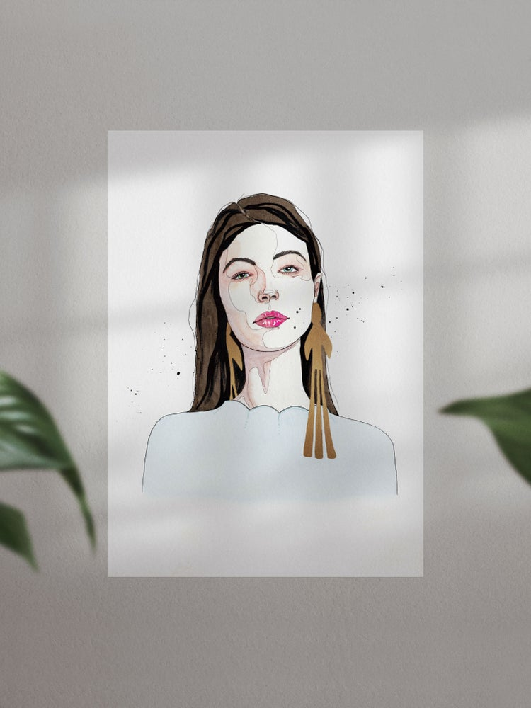 Image of Olivia Print