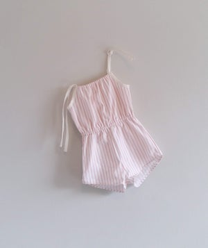 Image of Retro Playsuit - Candy Stripe