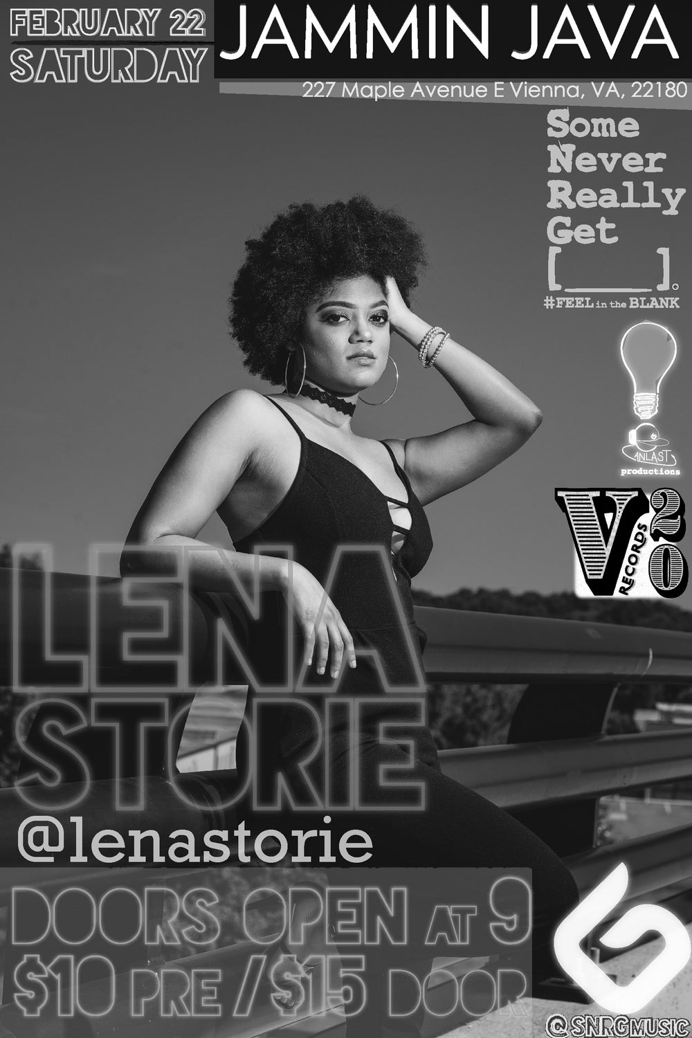 Image of LENA STORIE DISCOUNTED PRE-SALE TICKETS FEB. 22, 2020