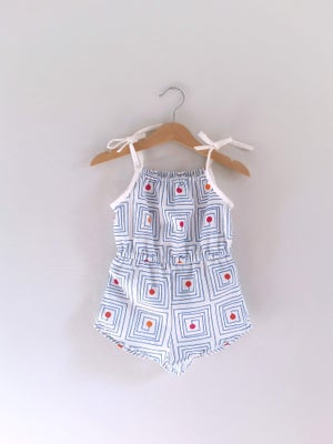 Image of Retro Playsuit - Video Game