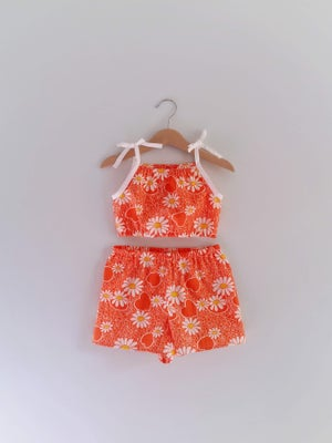 Image of Playsuit Set - Daisy Love