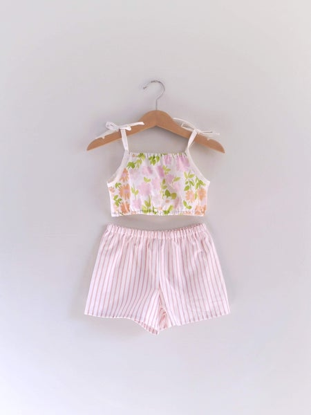 Image of Playsuit Set - In Bloom