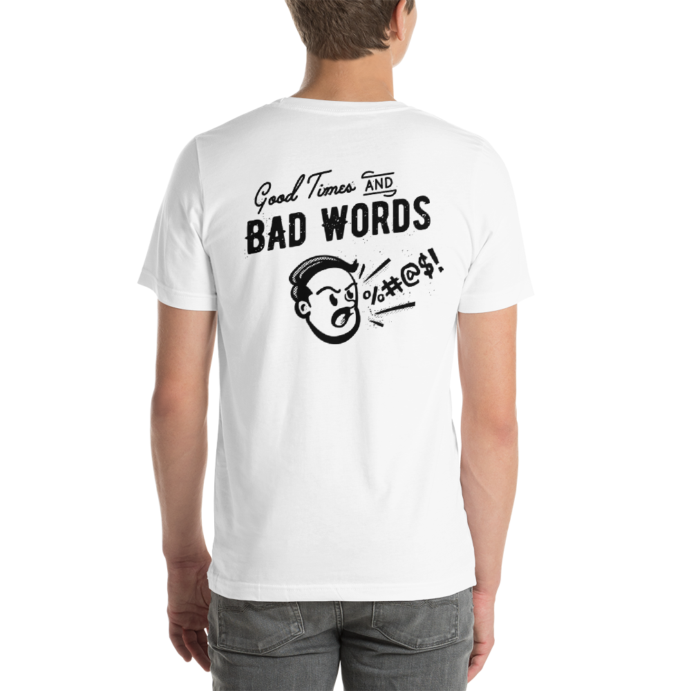 Image of Good times / Bad words