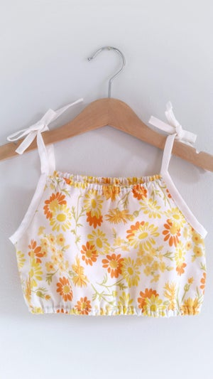 Image of Sunny Play Top - OOAK 4/5T