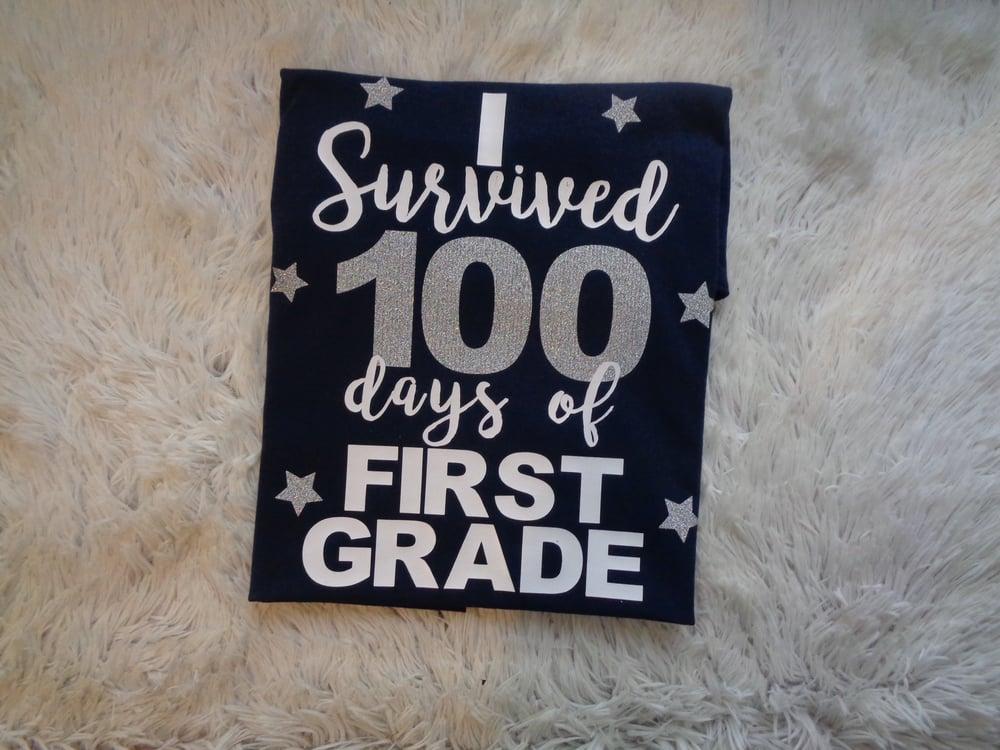 Image of 100 days of School