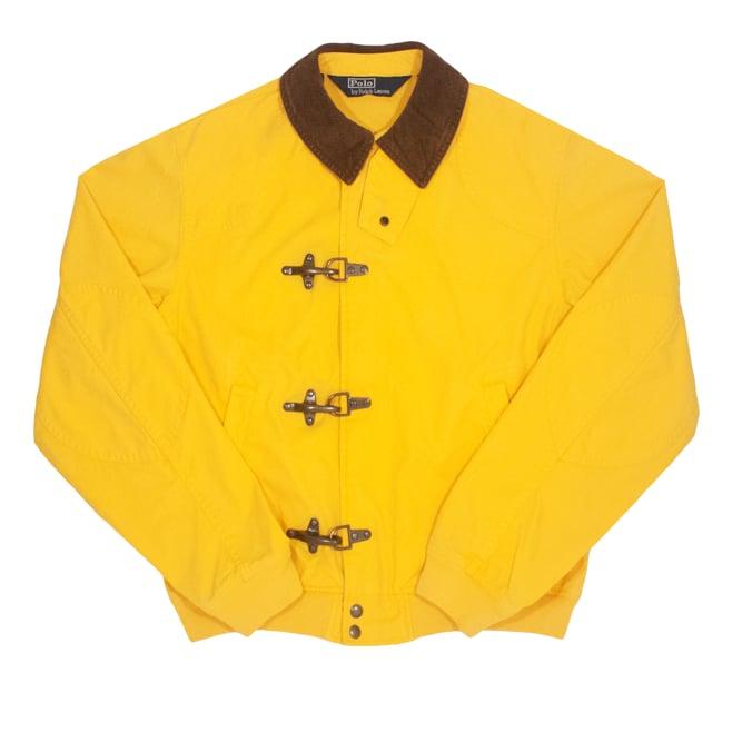 Image of Polo Ralph Lauren Vintage Fireman Jacket Size M