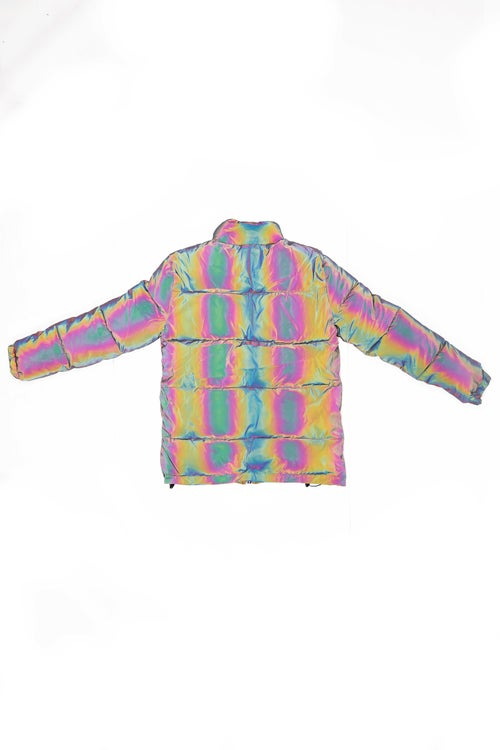 Image of PUFFA JACKET - RAINBOW 3M