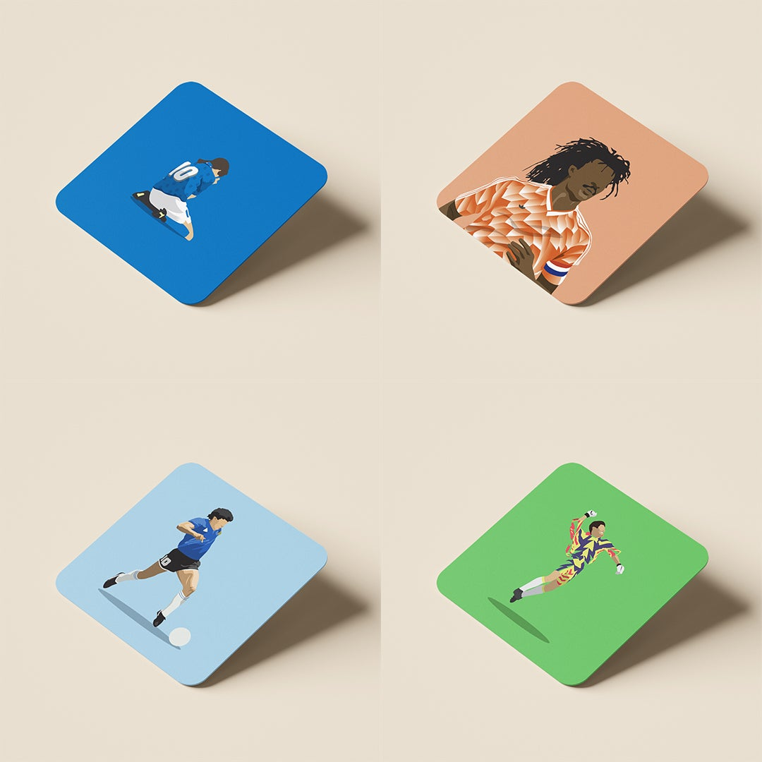 Image of Coaster - Mix & Match (sets of 2,4 or 6)