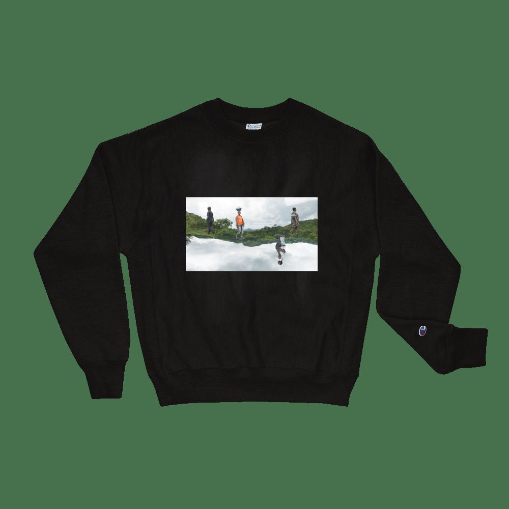 Image of Between Two Worlds Crewneck Sweatshirt