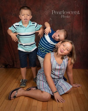 Image of Child / Children Portrait Session