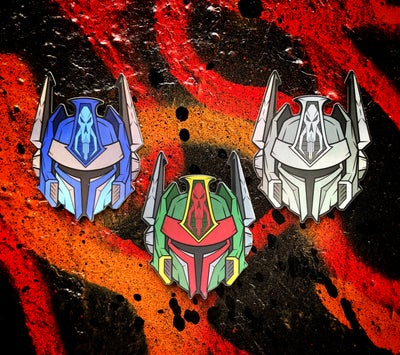 Image of Mandoformers 3 sticker pack