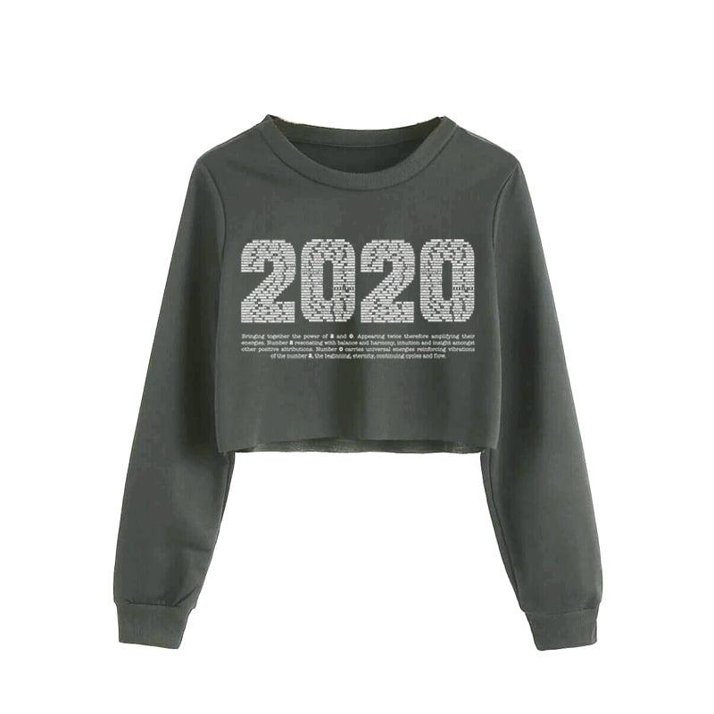 Image of Energy Crop Sweater
