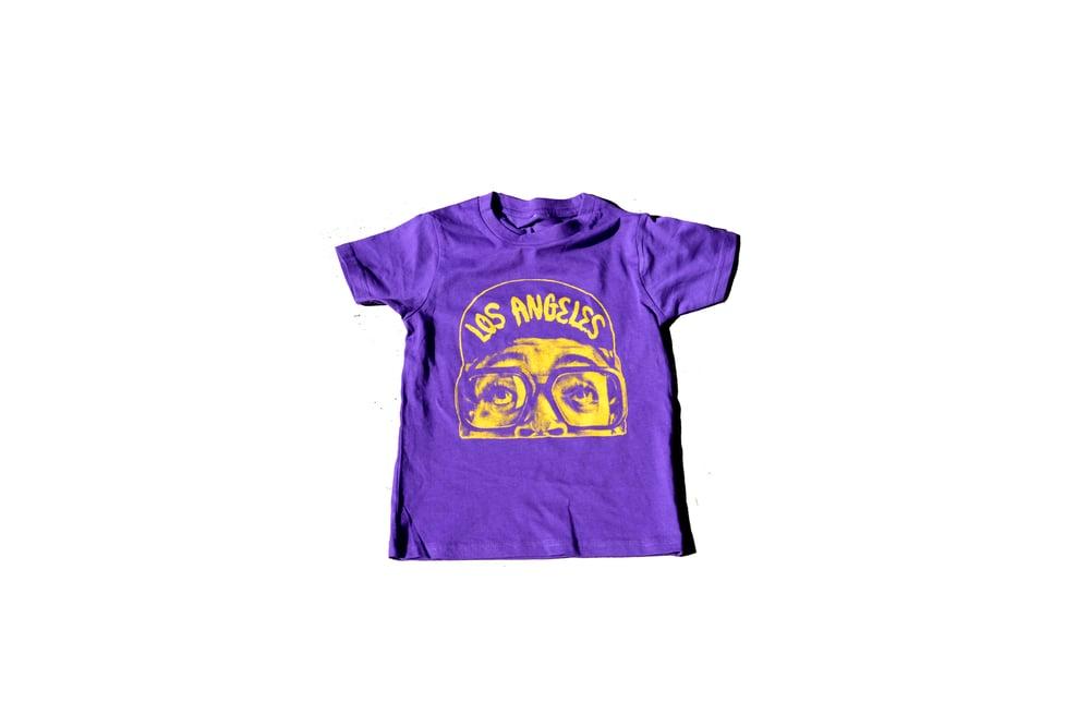 Image of Los Marz KIds T-Shirt (LA)