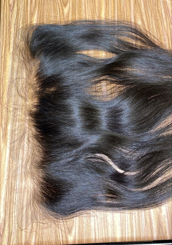Image of HD Vietnamese straight 13*4 Lace Frontal
