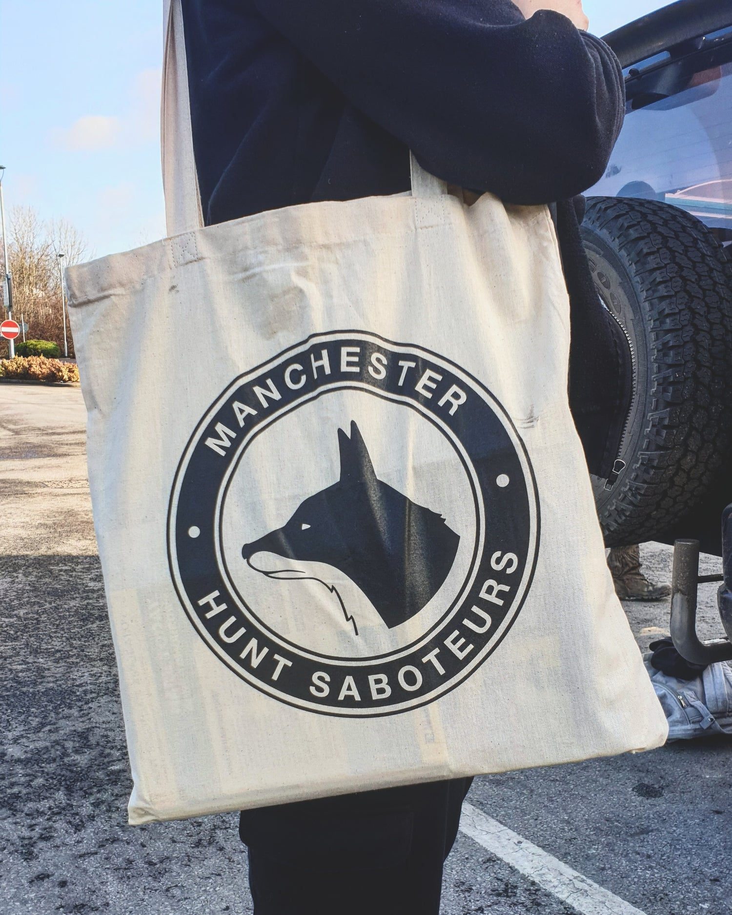 Image of MHS Tote Bag