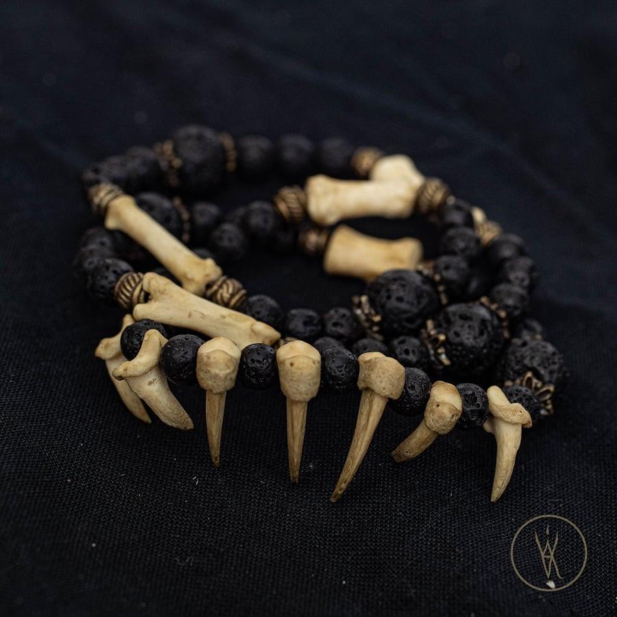 Image of ⋮ Zerfetzer ⋮ Bracelet (size XXS or XXL)