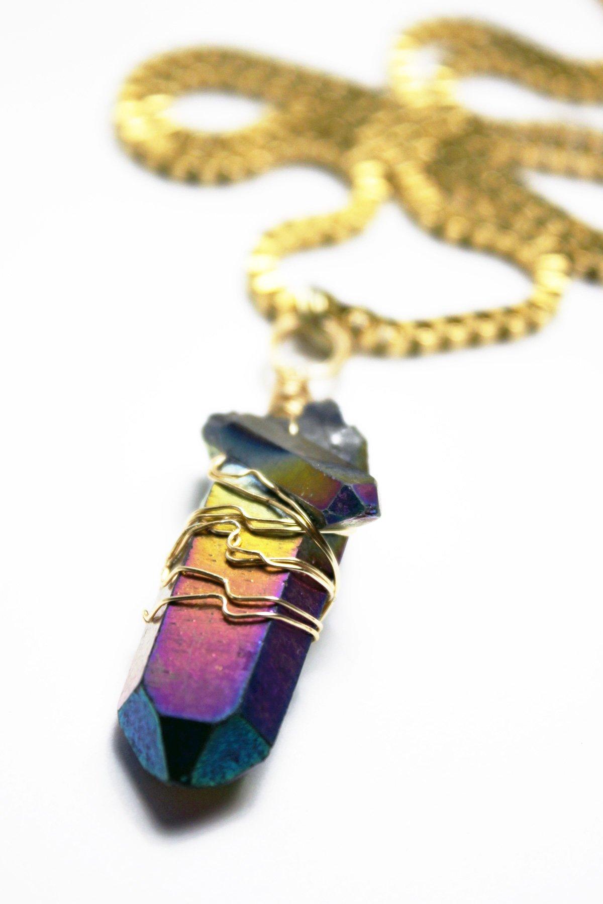 Image of Crystal Pendant I