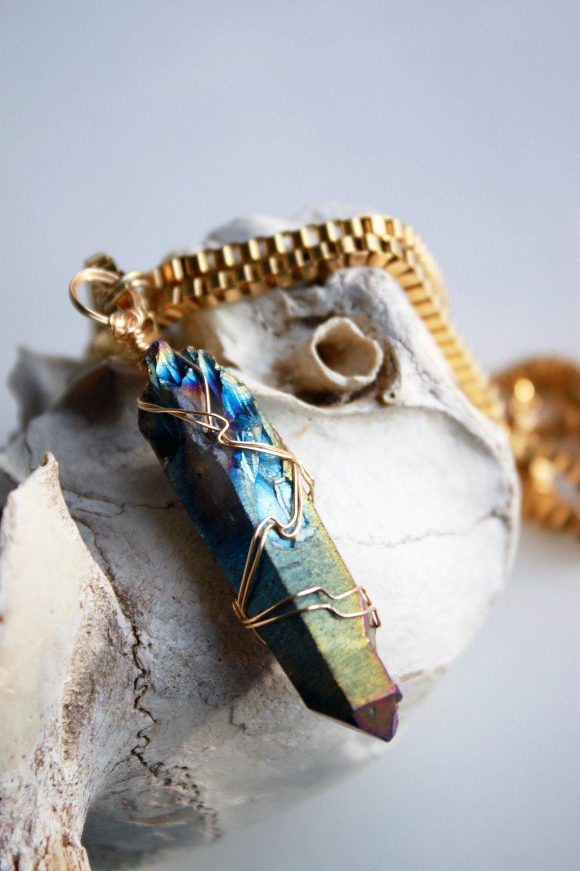 Image of Crystal Pendant II