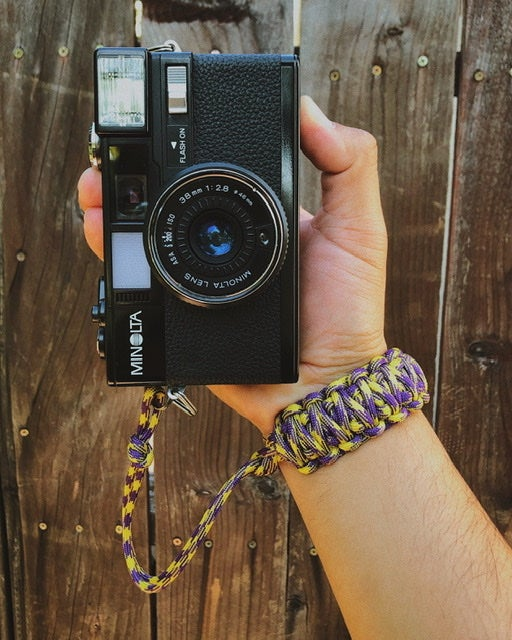 Image of Go Lakers double strap