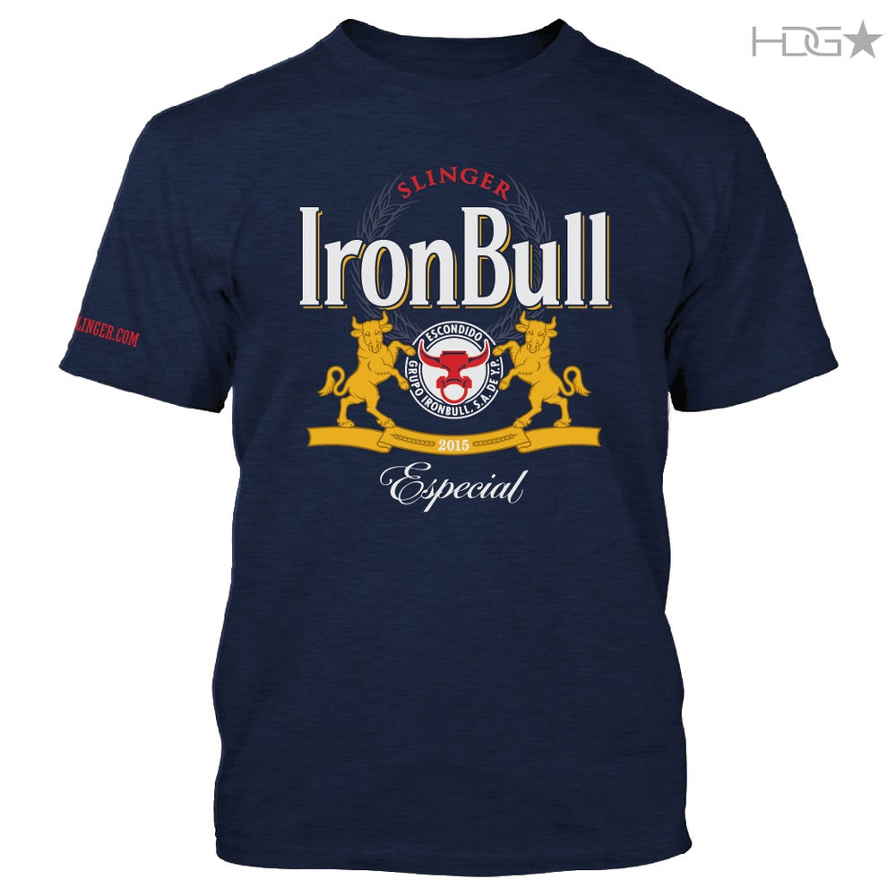Image of IronBull Especial T-Shirt + SixShooter