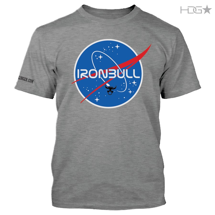 Image of IronBull Slinger Galaxy Shirt