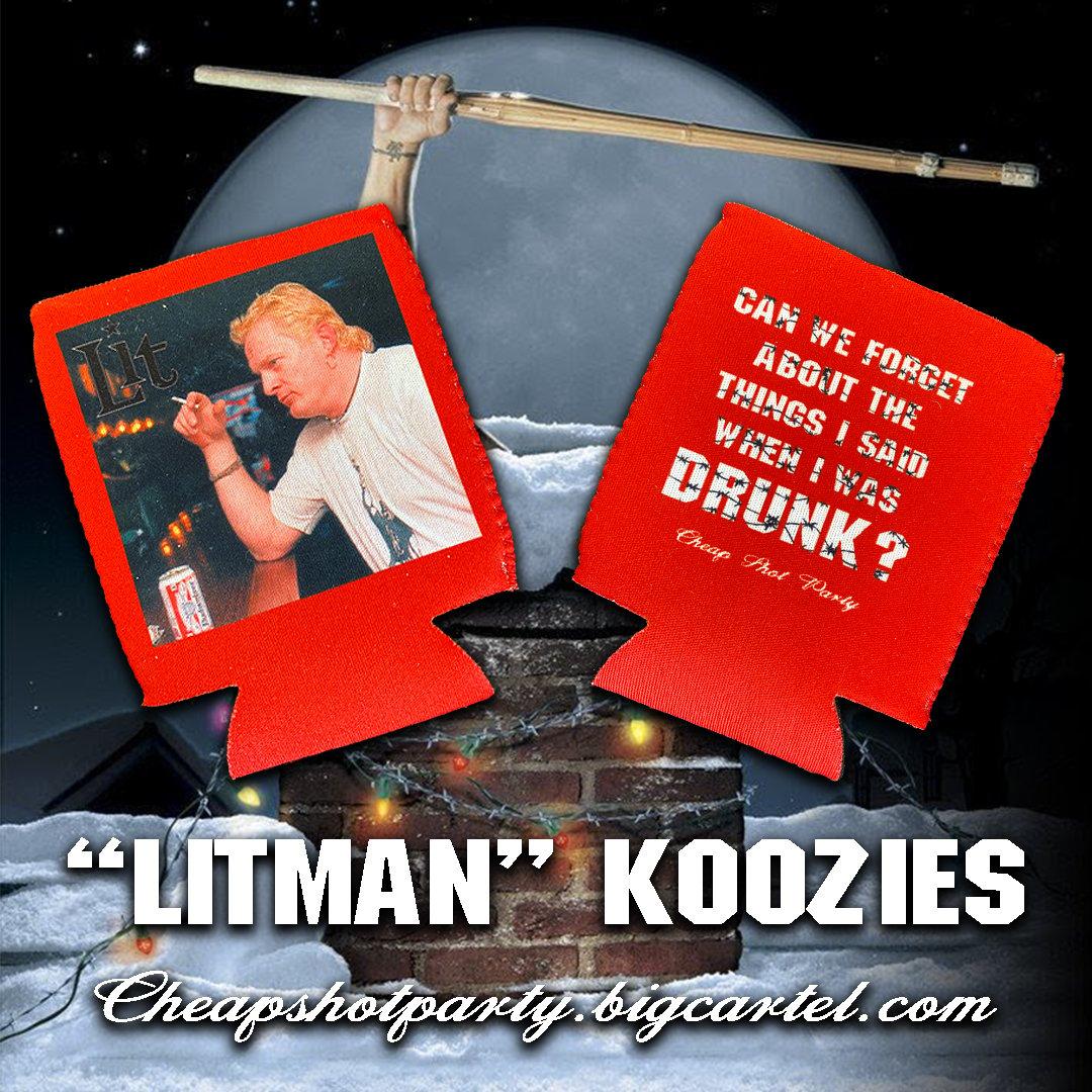 "Image of ""Litman"" Koozie"