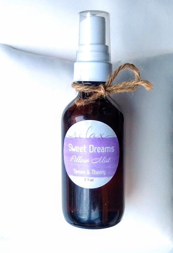 Image of Feat. Sweet Dreams Pillow Mist