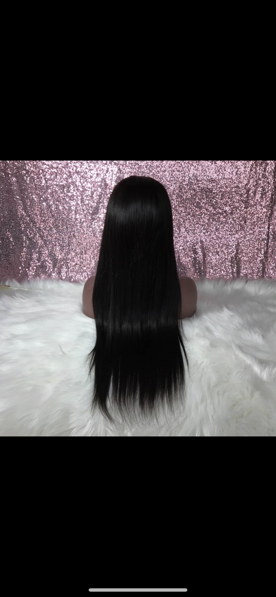 Image of Straight- Full Lace Wig