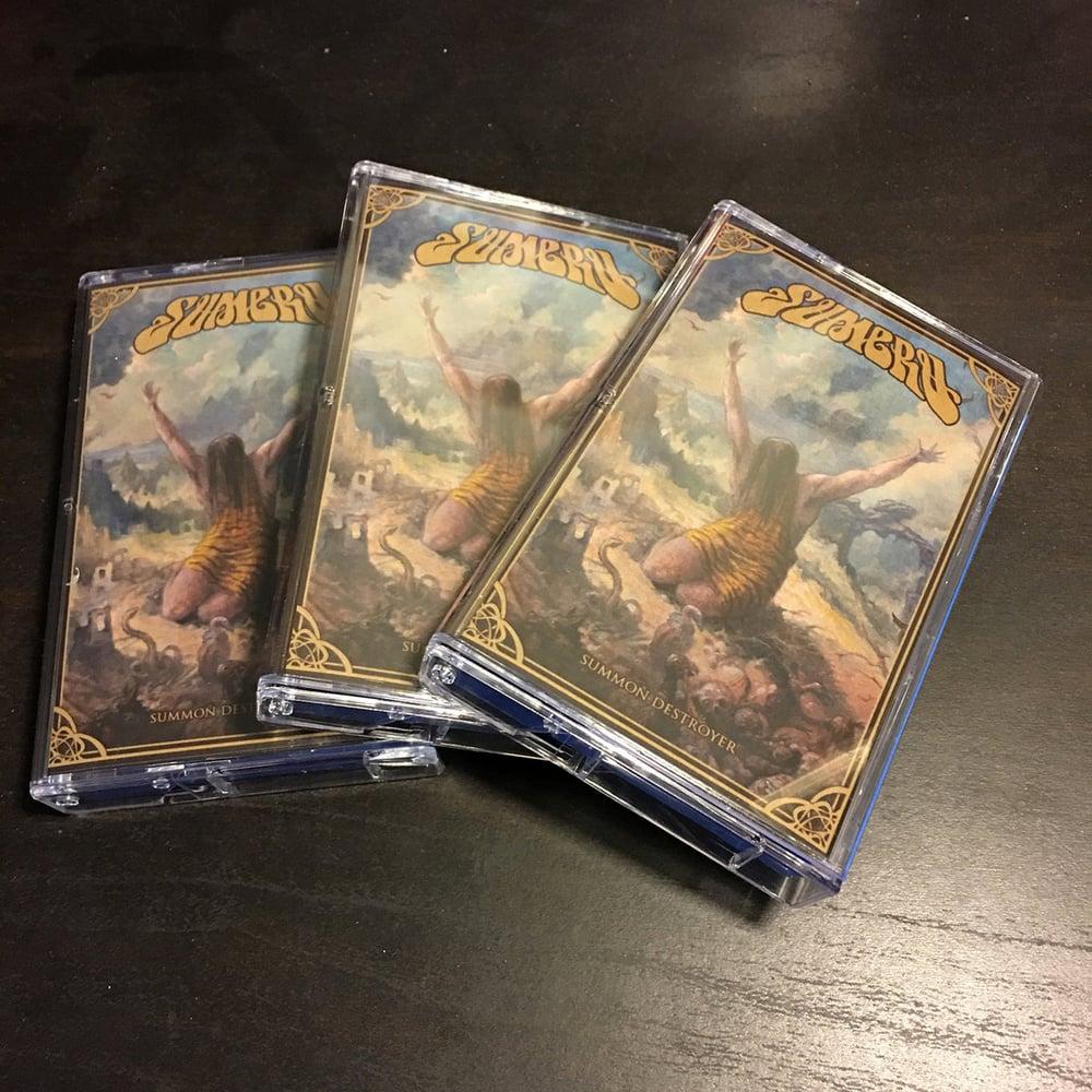 Sumeru 'Summon Destroyer' Pro-tape
