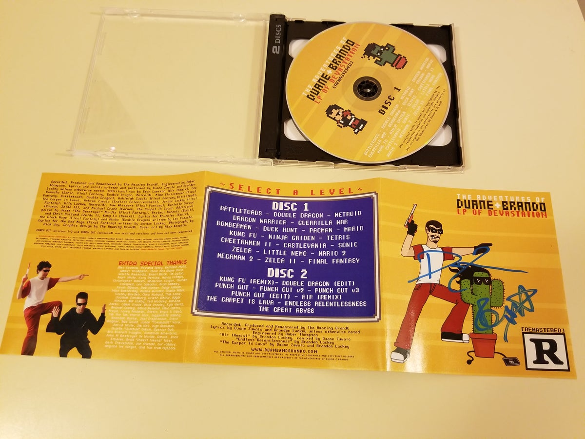Image of LPoD CD (Signed)
