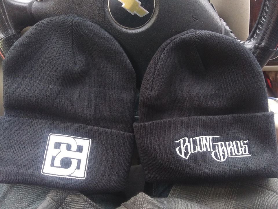 Image of Embroidered Beanie