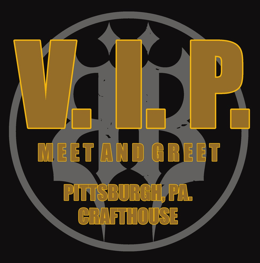 Image of V. I. P. EXPERIENCE PITTSBURGH, PA. 3/17/20