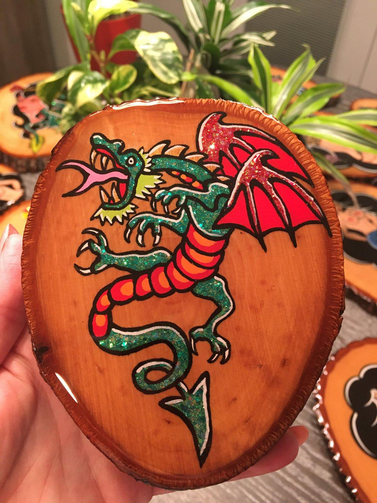 Image of Mini dragon