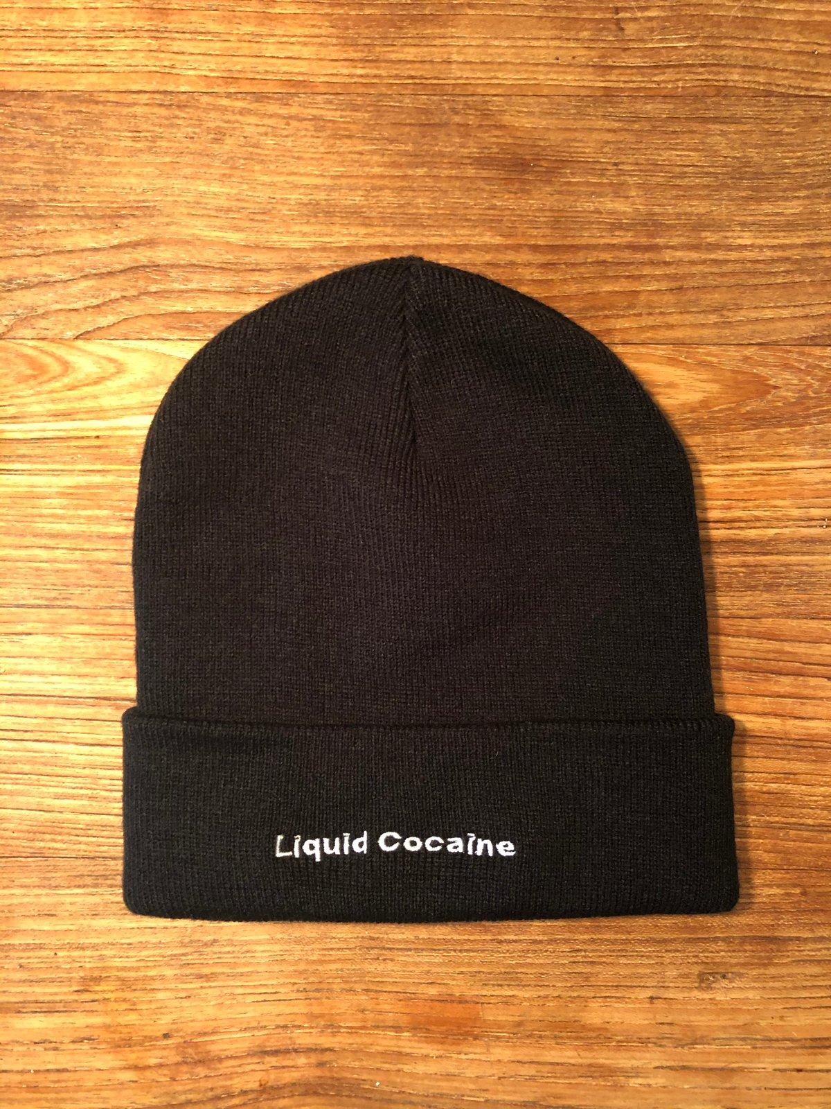 Image of Liquid Cocaine Beanie