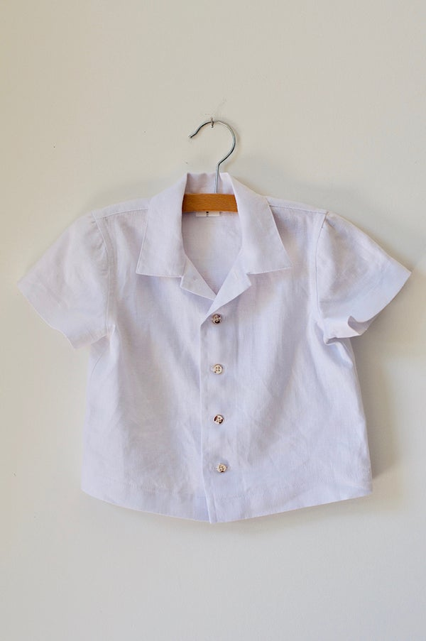 Image of Mini Embroidered Shirt V1